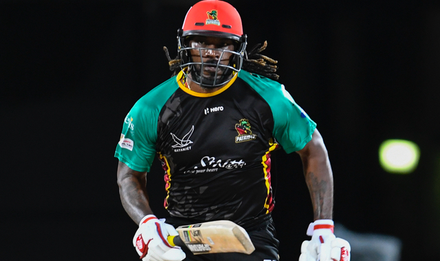 Caribbean premier league squad